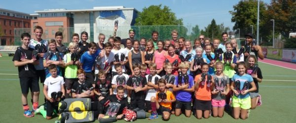 Aktivzeit HCL Hockeycamp 2017