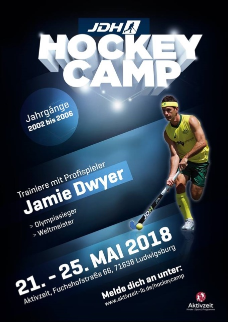 Flyer JDH Camp